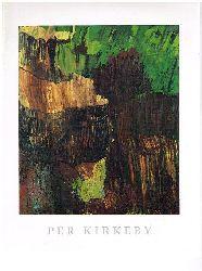 Per Kirkeby.  Recent Paintings.
