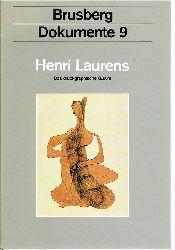 Henri Laurens.  Werkverzeichnis der Druckgraphik.