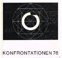 Konfrontationen 76.   Katalog.