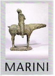Ulrich / Schwalm / Pfeifer / Brunner (Herausgeber):  Marino Marini. Skulptur. Malerei. Zeichnung. Sculptur. Painting. Drawing.