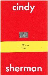 The Hasselblad Award 1999.  Cindy Sherman.
