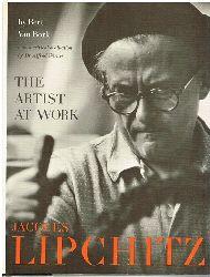Bert Van Bork.  The Artist at Work. Jacques Lipschitz.