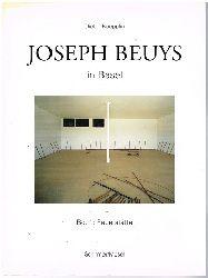 Dieter Koepplin.  Joseph Beuys in Basel. Band 1: Feuerstätte.