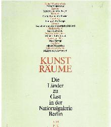 Kunsträume. Die Länder zu Gast in der Nationalgalerie Berlin. 17.6-30.8.1987.