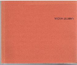 Micha Ullman: Arbeiten auf Papier. 1987.