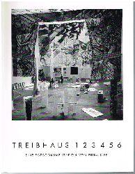 Treibhaus 1 2 3 4 5 6. Eine Fotodokumentation von Erika Kiffl.