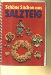 Gabriele Fritz  Sachen aus Salzteig