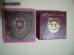 Zivilverteidigung der Deutschen Demokratischen Republik Schützen und Helfen Minibuch ( DDR )