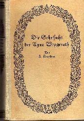 L. Sanden  Die Sehnsucht der Agna Weggeroth