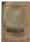 Freundeskreis des Hetjens-Museums Düsseldor e. V. Satzung und Mitgliederverzeichnis 1979