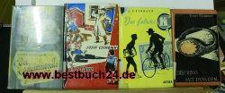 Eschbach, Maria Josef  Konvolut: 4 Bücher des Autors: Der geheimnisvolle Anruf. 2.Der Ring mit dem Opal 3. Das falsch K,4. Der Mann mit dem Bibi
