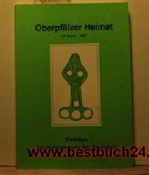 hrsg. vom Heimatkundl. Arbeitskreis im Oberpfälzer-Wald-Verein  Oberpfälzer Heimat 1992  36.Band