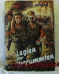 Darlan, René  Kameraden: Legionärs-Roman