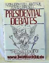 Jamieson, Kathleen Hall and Birdsell, David S  Presidential Debates