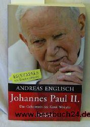 Englisch, Andreas / Roques  Konvolut: 7 Bücher über Johannes Paul II. : 1. das Geheimnis des Karol Wojtyla,2. Die Schwelle der Hoffnung überschreiten