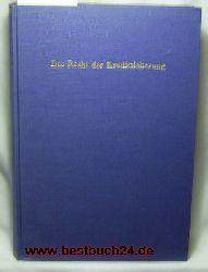 Dr. Scholz, Hellmut  Das  Recht der Kreditsicherung : Ein Handbuch für die Praxis