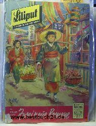 Liliput Februar (Heft 3,4,5,6,7,8,9,12), 1959, die fröhliche Jugendzeitschrift