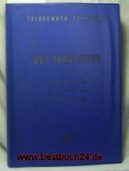 Telefunken-Fachbuch  Der  Transistor I