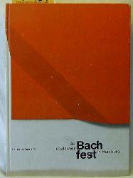 40.  [Vierzigstes] Deutsches Bach-Fest : in Hamburg, 10. - 14. Juni 1965