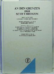Oepen, Irmgard [Hrsg.]  An den Grenzen der Schulmedizin : Eine Analyse umstrittener Methoden.,Geleitwort von Hansjakob Mattern.