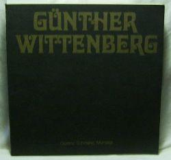 Günther Wittenberg.,Katalog zur Ausstellung Galerie Schnake 1994.