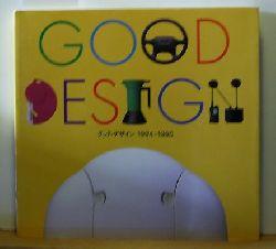 Good Design, 1994-1995.,Texte in Englisch und Japanisch