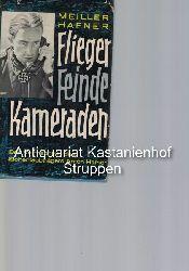 Meiller, Franz ; Hafner, Alfons  Flieger, Feinde, Kameraden,Das Vermächtnis des Eichenlaubträgers Anton Hafner.