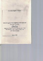 """Daniel, Samuel  Delia. """"doch die getäuschte Hoffnung treibt mich um"""" ,With the complaint of Rosamond. 1592. Übersetzung einer """"Übersetzung"""" von Günter Plessow."""