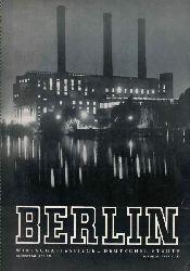 Reuter, Ernst ; Rimbach, Karl Ernst ; Freeman, Henry George ; Kostka, Viktor  Berlin.,Industrie, Handel, Verkehr.