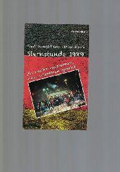 """Duswald, Fred;Raich, Ulrike  Sternstunde 1989,""""es wuchs zusammen, was zusammen gehört"""" ."""