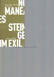 Manea, Norman; Stein, Hannes  Gespräche im Exil.
