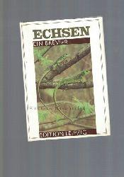 Peters, Günther  Echsen,ein Brevier.