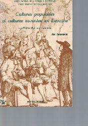 Saugnieux, Joel  Cultures populaires et cultures savantes en Espagne du Moyen Age aux Lumieres.