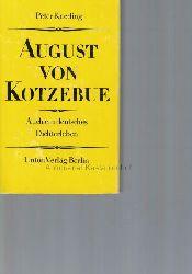 Kaeding, Peter  August von Kotzebue,auch ein deutsches Dichterleben.