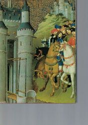 Meiss, Millard  Les  belles heures de Jean de France, duc de Berry in the cloisters New York