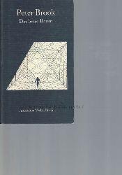 Brook, Peter  Der leere Raum.,Aus dem Englischen von Walter Hasenclever.