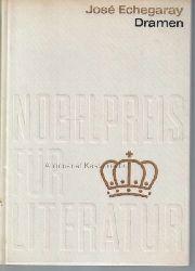 Echegaray y Eizaguirre, José; Deinhard, Doris  Meisterdramen.,Übersetzung: Doris Deinhard.