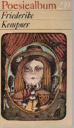Kempner, Friederike  Poesiealbum  239. Friederike Kempner.,Auswahl dieses Heftes: Anne Gabrisch