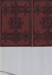 Holberg, Ludvig; Prutz, Robert  Konvolut 2 Bücher: Holbergs ausgewählte Komödien,1. Erster Band. 2. Zweiter Band. 440 S.