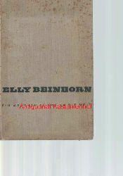 Beinhorn, Elly  Ein Mädchen fliegt um die Welt