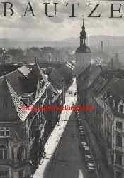 Hartmetz, Rudolf  Bautzen,Bilder einer Stadtlandschaft