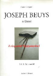 Koepplin, Dieter  Joseph Beuys in Basel,Band 3: Schneefall