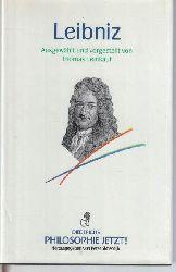Leibniz, Gottfried Wilhelm; Leinkauf,Thomas  Leibniz. Philosophie jetzt!,Ausgewählt und vorgestellt von Thomas Leinkauf