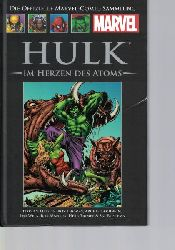 Ellison, Harlan; Thomas, Roy; Goodwin, Archie; Claremont, Chris; Wein, Len; Mantlo, Bill  Hulk. Im Herzen des Atoms,Die offizielle Marvel-Comic-Sammlung