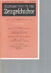 Lattard, Alain; Hughes, Michael L.; Garner, Curt; Ritschl, Albrecht  Vierteljahrshefte für Zeitgeschichte,HIER: 39. Jahrgang 1991, 1. Heft. Januar