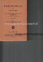 Comte, Auguste  Soziologie,Band 2: Historischer Teil der Sozialphilosophie. Theologische und metaphysische Periode