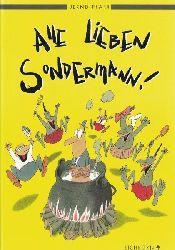 Pfarr, Bernd  Alle lieben Sondermann