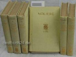 Faguet, Émile  Moliére,Ceuvres complétes en 6 Volumes - Tome Sixieme - completed