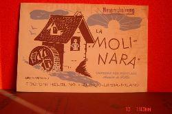 """Ala, Sergio  La """"""""Molinara"""""""" - Canzone Fox Popolare Edizioni Helbling, NEUERSCHEINUNG, Akkordeon,Nr.560"""