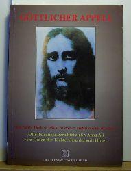 padre Jude O. Mbukanma  Göttlicher Appell,(Offenbarungen gerichtet an Sr. Anna vom Orden der Töchter Jesu der gute Hirte).